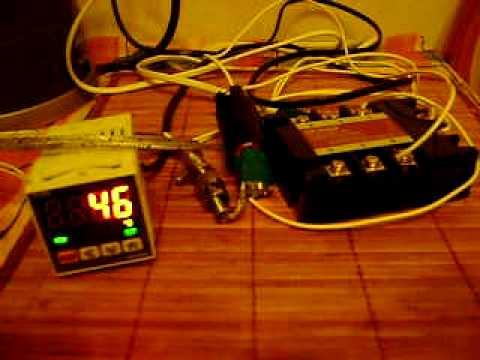 Setting Temperature Controller TCN4S Doovi