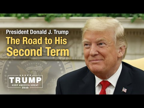 President Donald J. Trump: The Road to His Second Term #Trump2020
