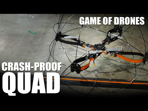 Flite Test | Crash-Proof Quad - Game of Drones