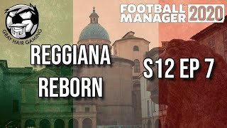 FM20 S12 EP7 Coppa Italia Quarter Final AC Milan Reggiana Reborn Football Manager 2020