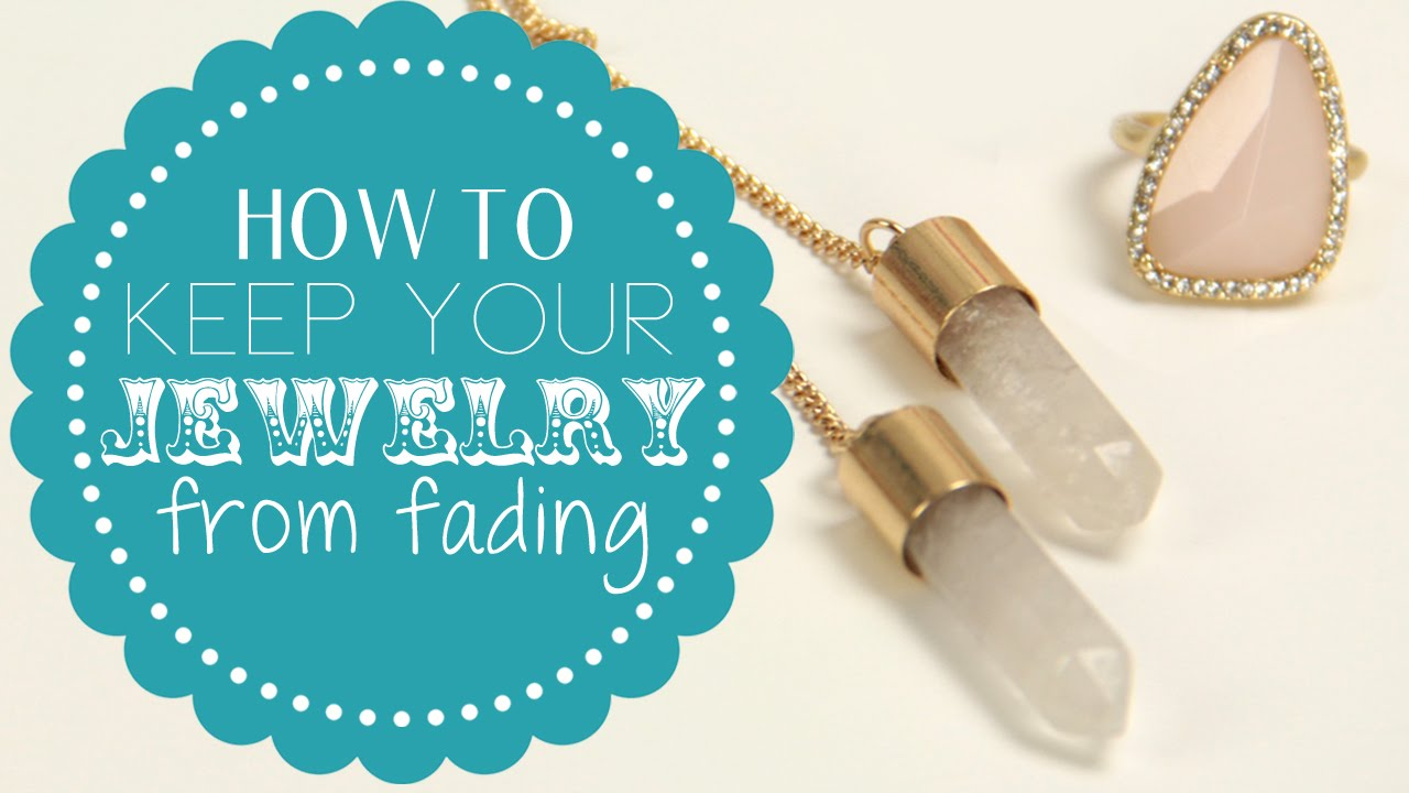 how to keep costume jewelry from rusting and tarnishing