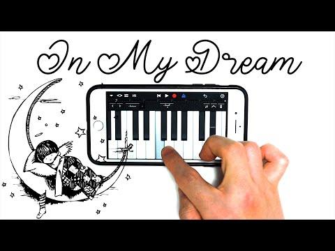 GarageBand작곡/강좌, 아이폰으로 '잔잔한 음악'을 만들어 보겠습니다 (In My Dream) on iPhone / Garage Band