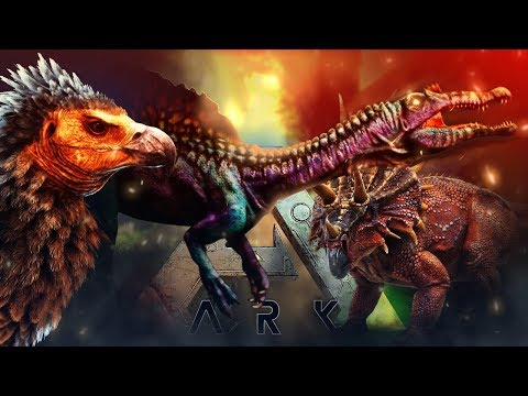 ARK: Survival Evolved - A NEW TLC DINO IS HERE! - Everything You Need To Know About The TLC Update!