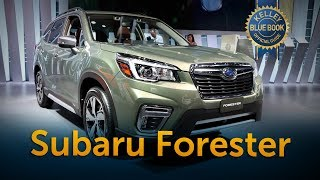 2019 Subaru Forester - 2018 New York Auto Show