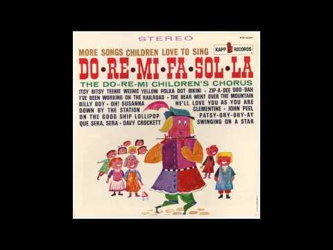 Do-Re-Mi Children's Chorus - The Ballad of Davy Crockett