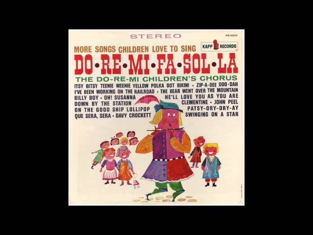 Do-Re-Mi Children's Chorus - The Ballad of Davy Crockett