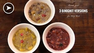 How To Cook: 3 Binignit Versions For Holy Week