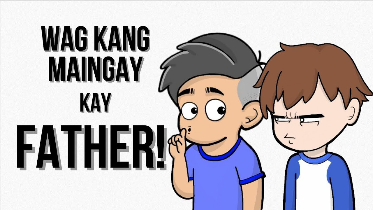 Download BIBLE STUDY EXPERIENCE ft JED ANIMATION   Pinoy Animation