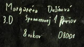 Krátke animované filmy žiakov ZUŠ Októbrová