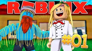 LITTLE KELLY VOTED BEST CHEIF IN HER RESTAURANT!  - Sharky Gaming | Roblox