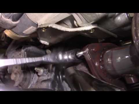 2005 Nissan frontier Catalytic Converter Replacement Part 1