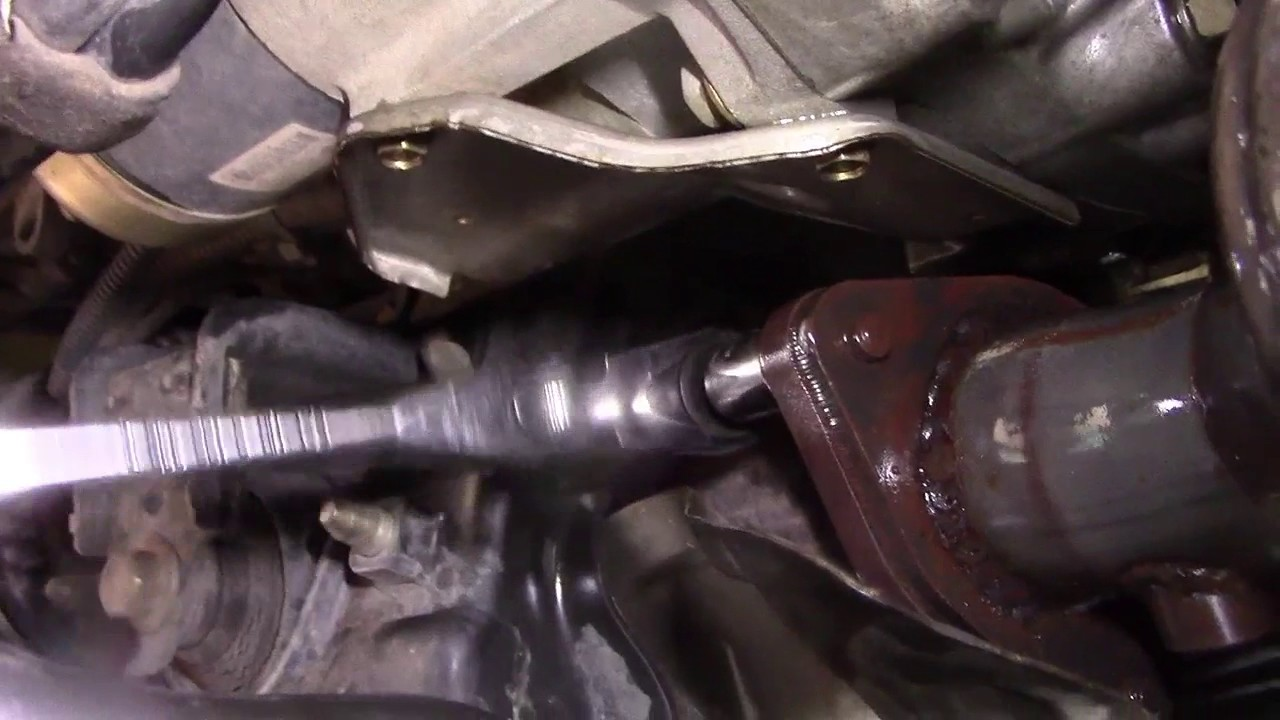 2000 Nissan Maxima Catalytic Converter Bank 2