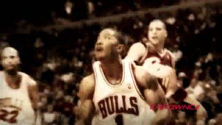 Derrick Rose (Run This Town Posthumus Zone) HD