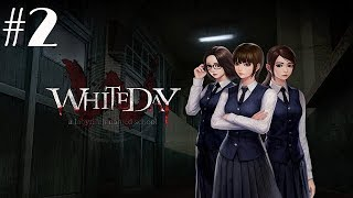White Day: A Labyrinth Named School Walkthrough Gameplay Part 2 (Steam Remake) - No Commentary (PC)