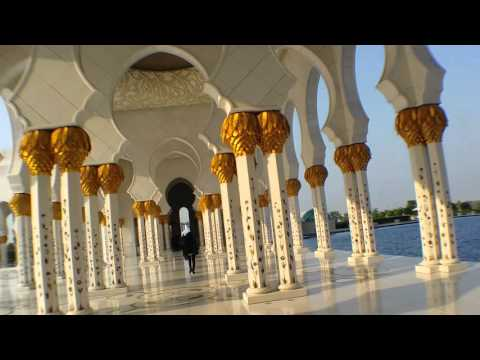 The Sheikh Zayed Grand Mosque Center, Abu Dhabi