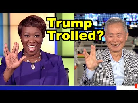Russia Trolled Trump? - George Takei, Adam Schiff & MORE! LV Sunday LIVE Clip Roundup 214