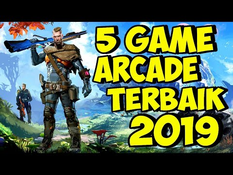 Top 5 Game Offline Arcade Android Terbaik & Terkeren 2019 - Best Graphics HD Games Mobile - 동영상