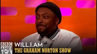 will.i.am's Mom Prevented Him From Being in Thriller - The Graham Norton Show