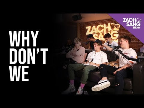 Why Dont We Talks Talk Ed Sheeran & Logan Paul