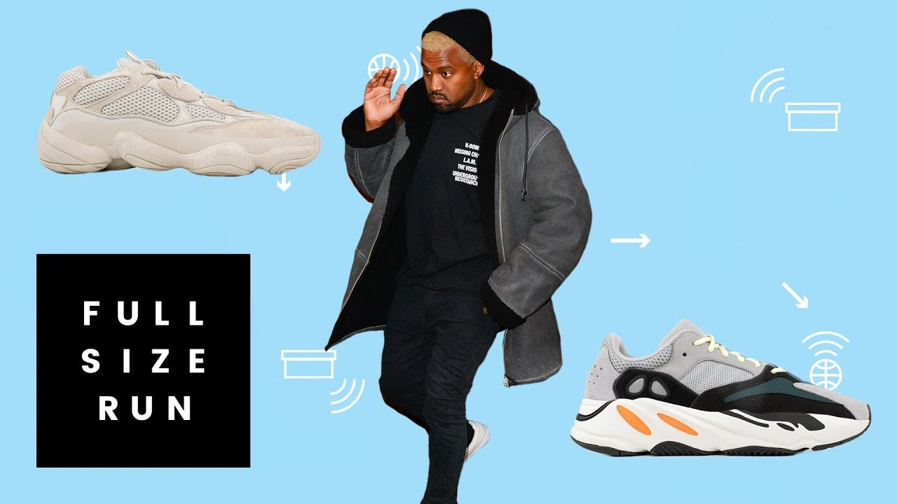 Is Kanye West Lying About Yeezys  Full Size Run - Youtube-2865