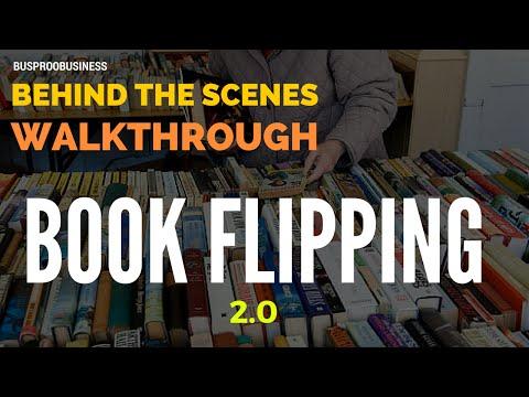 Book Flipping 2.0  [ Behind The Scenes Walk Through w/ Greg Murphy ]