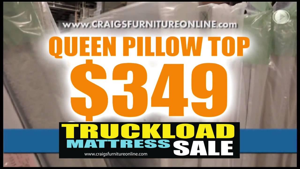 Craig s Furniture Mattresses on Sale in Weslaco TX