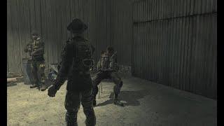 Прохождение Call of Duty 4 Modern Warfare №6.Халед аль-Асад.