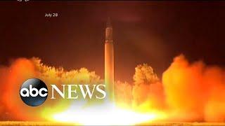 Trump warns North Korea threats