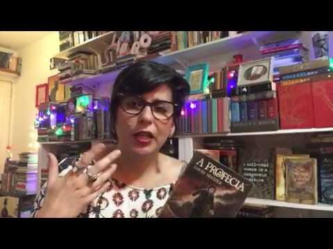 Falando sobre o livro: A Profecia de David Seltzer