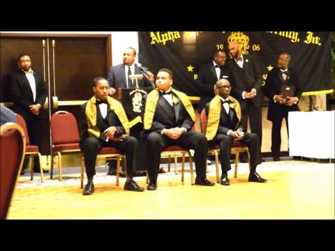 Brandon's Beautillion & Scholarship Ceremony (04-19-2015)