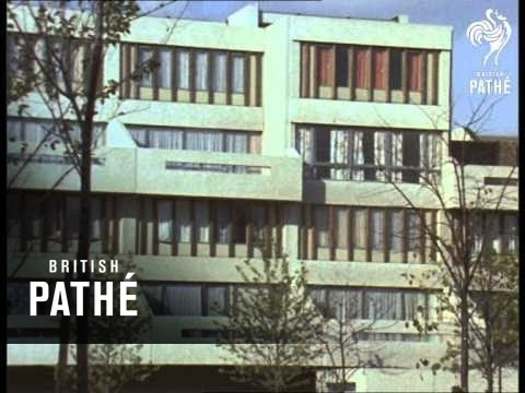 Thamesmead - Woolwich London  (1969)
