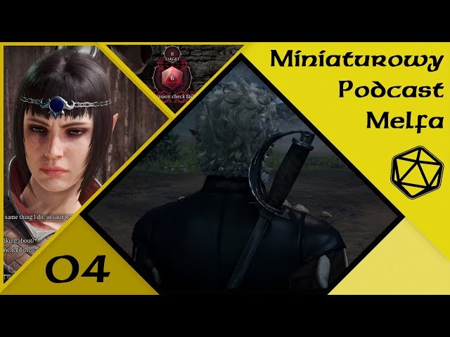 MPM#04   Divinity Dragon Gate III czyli gameplay BG3