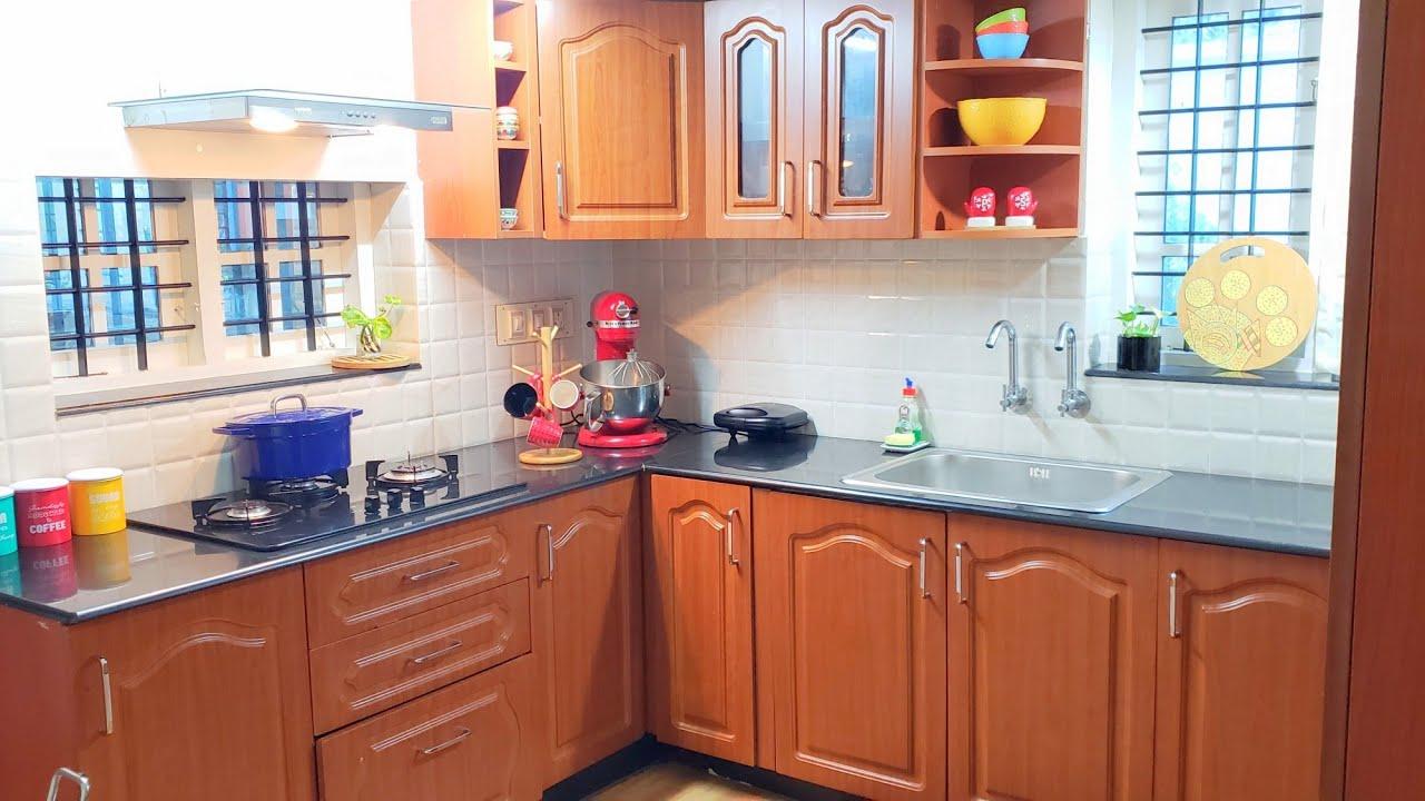 My Kitchen    Kitchen Tour    Anu's Kitchen