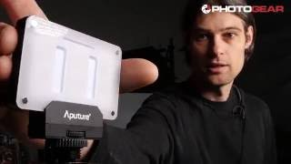 Quick Looks - Aputure AL-M9 Amaran LED Video Light