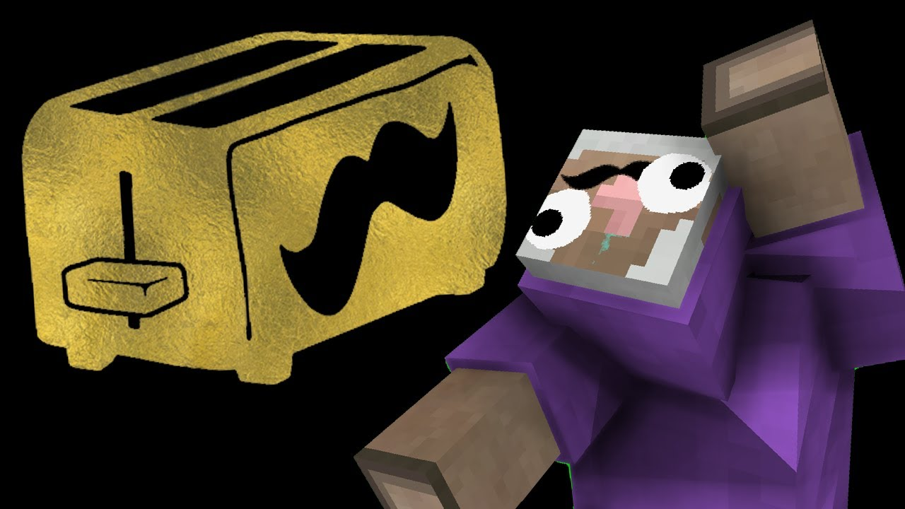 The Golden Toaster PurpleShep