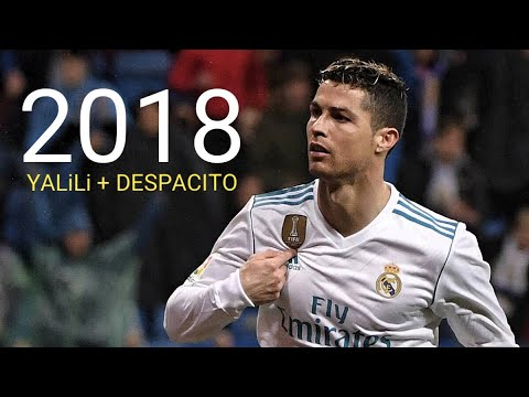 Cristiano Ronaldo 2018 - Ya Lili + Despacito   Goodbye Real Madrid   HD