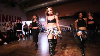 TINASHE | ALL HANDS ON DECK | CHOREOGRAPHY BY @TIFFANY.MAHER