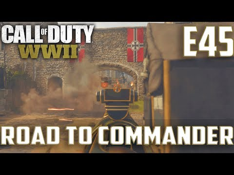 Call Of Duty World War 2(RTC)PS4 Ep.45-War On Operation Breakout(Type 100 Gameplay)