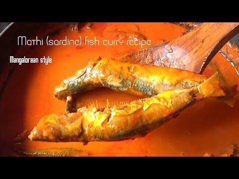 Mangalore Style Buthai Meen Curry Recipe | Sardine Fish Curry | Mathi Meen Saaru Hotel Style