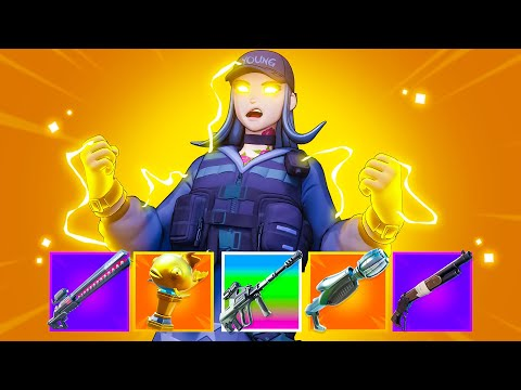 The RAREST LOADOUT in Fortnite