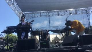 Too Far Gone- Sir Sly- Live at SF Oysterfest (July 1, 2017)