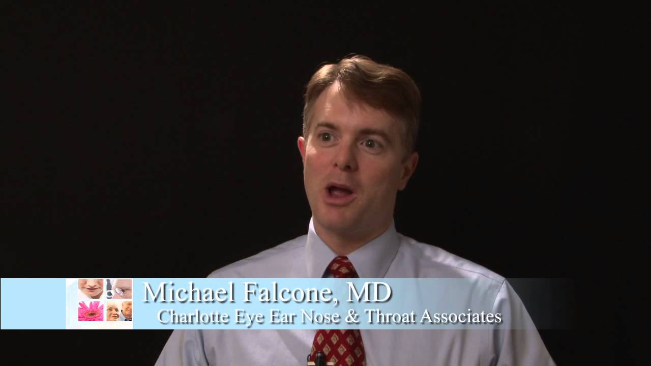 Michael T Falcone, Md - Charlotte Eye Ear Nose  Throat -6781