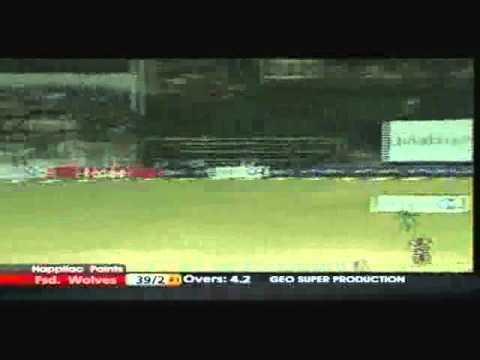 Faisalabad Wolves' Fall of Wickets - Faisalabad Wolves Vs Rawalpindi Rams