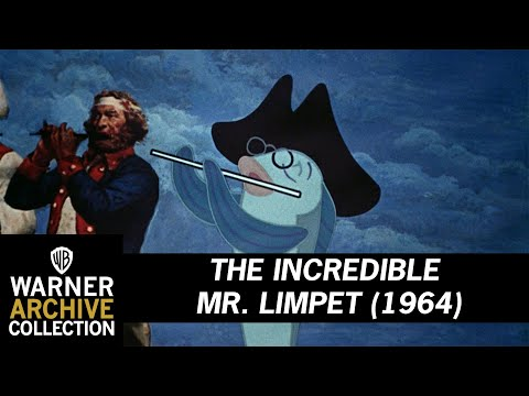 The Incredible Mr. Limpet (1964) – Super Doodle Dandy Fish