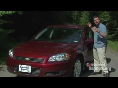 2006-2011 Chevrolet Impala review from Consumer Reports | Consumer Reports