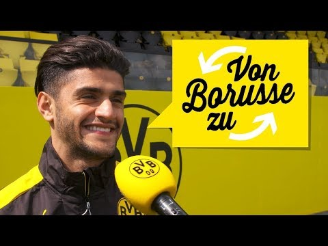 Your 09 Questions for Mo Dahoud |'From Borusse to Borusse' | Subtitles