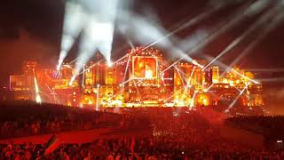 INSTAGRAM LIVE TOMORROWLAND 2019 (dimitri Vegas like mike )live