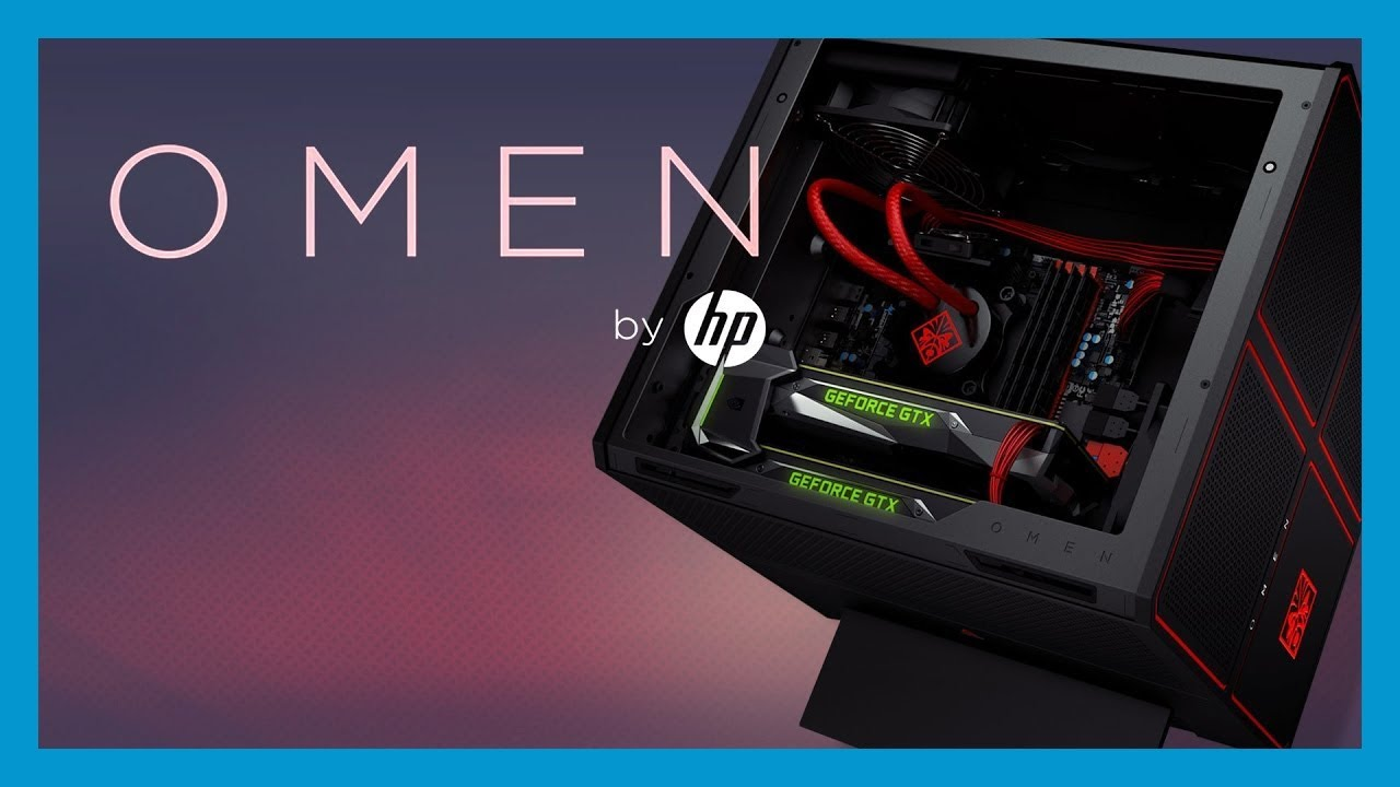 Omen X By Hp Gaming Pc Build Intel Skylake I7 Gtx 1080