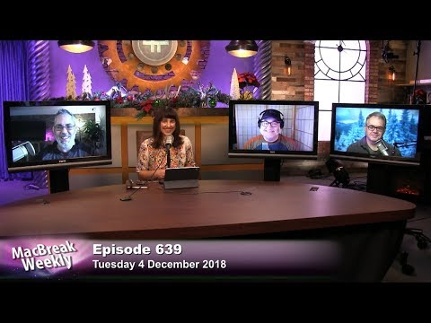 Multichannel Wiener Filter - MacBreak Weekly 639