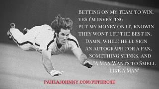 The Unauthorized Biography of Pete Rose (with Lyrics)